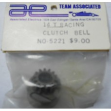 Associated No. 5221 Racing Clutch Bell 14T