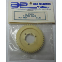 Associated No. 5504 Two Speed Gear 44 Tooth