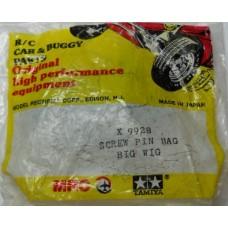 Tamiya Big Wig No. X-9928 Screw Pin Bag