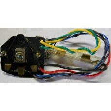 Tamiya Blackfoot No. 0123 Speed Control and Resistor
