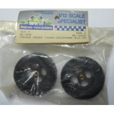 Bolink No. 0085 Indoor Front Tires Silicone