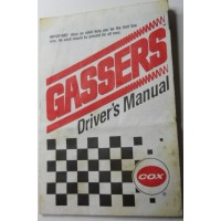 COX Airplane No. 0020 Gassers Drivers Manual