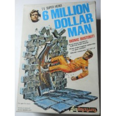 Fundimensions No. 1-0601 Six Million Dollar Man Bionic Bust out