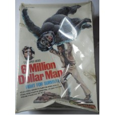 Fundimensions No. 1-0602 Six Million Dollar Man Fight For Survival