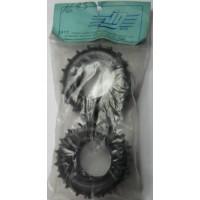 JG No. 1411 Tires Spiked Big Foot