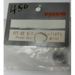 Kyosho No. OT-24 Pinion Gear 15T