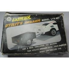 La Trax No. 0006 Utility Trailor LTX-037
