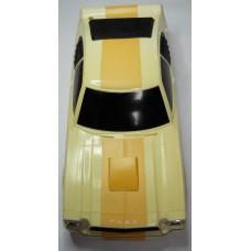 La Trax No. 0008 Ford Cobra 1/12 Scale Yellow Body
