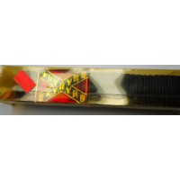 Buckle No. 0002 Lynyrd Skynyrd Belt Buckle Given by Leon Wilkeson