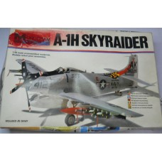 Monogram No. 5419 A-1H Skyraider 1/48 Scale Plastic Model Kit
