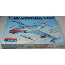 Monogram No. 5428 Shooting Star 1/48 Scale 1983