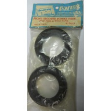 Parma No. 12013 Tires Front Grooved Fits Fox Wild One