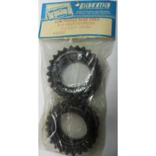 Parma No. 12032 Tires Rear Low Profile 2 1/8 Inch Wheels