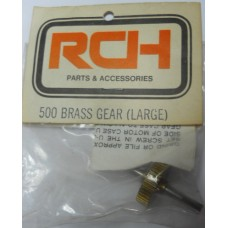 RCH No. 500 Large Brass Gear Rough Rider