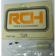 RCH No. 729 Couplers Rough Rider