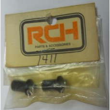 RCH No. 1411Rubber Grommet with Screw  Rough Rider