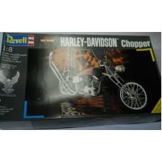 Revell No. 7928 Harley Davidson Chopper American Flag
