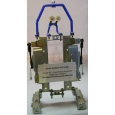 JHAC No. 1000 Robots Bruiser Parts Business Card Holder