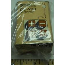AC Electronics No. DC-920 National Semiconductor 9 V AC 200 mA Adapter Small Round Plug