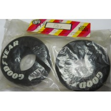 AJ's No. 9787 Foam Donuts 2 1/4 ID 5 OD for Tamiya