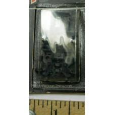 Amrac No. 7016 HO Chassis KM-1 Black