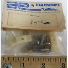 Associated No. 3200 Front Steering Blocks Kit