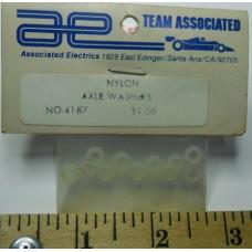 Associated No. 4187 Nylon Axle Washer Set