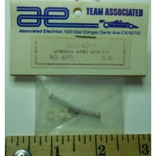 Associated No. 6372 Spring and Spacer for Dog Bone
