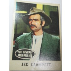 Filmways Beverly Hillbillies Collector Card No. 61