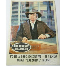 Filmways Beverly Hillbillies Collector Card No. 24