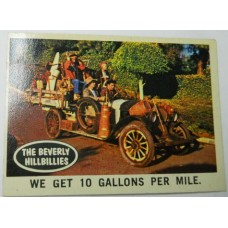 Filmways Beverly Hillbillies Collector Card No. 28