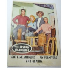 Filmways Beverly Hillbillies Collector Card No. 31