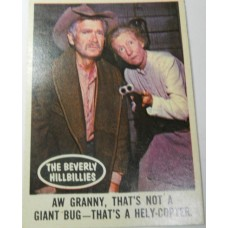 Filmways Beverly Hillbillies Collector Card No. 37