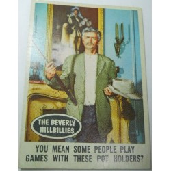 Filmways Beverly Hillbillies Collector Card No. 65