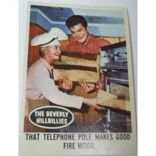 Filmways Beverly Hillbillies Collector Card No. 11