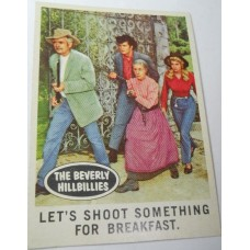 Filmways Beverly Hillbillies Collector Card No. 14