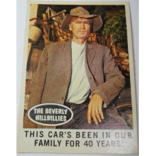 Filmways Beverly Hillbillies Collector Card No. 26