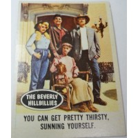 Filmways Beverly Hillbillies Collector Card No. 33