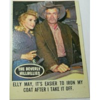 Filmways Beverly Hillbillies Collector Card No. 38
