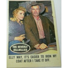 Filmways Beverly Hillbillies Collector Card No. 38