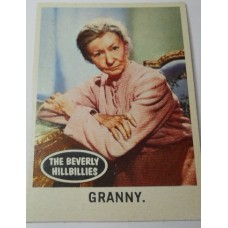 Filmways Beverly Hillbillies Collector Card No. 05