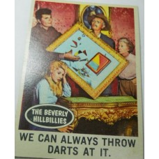 Filmways Beverly Hillbillies Collector Card No. 50