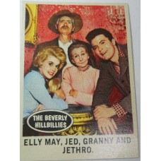 Filmways Beverly Hillbillies Collector Card No. 56