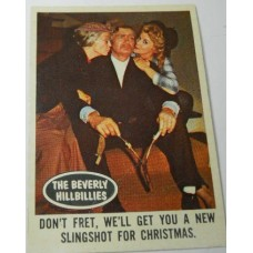 Filmways Beverly Hillbillies Collector Card No. 03