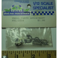 Bolink No. 5224 Small Parts Assortment Jerobee and Others