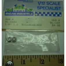 Bolink No. 5454 Ball Bearings 1-8 ID