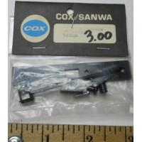 COX Airplane No. 801600 External Switch Actuator Black