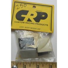 CRP No. 1023 Body Mount Kit Aluminum