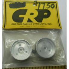 """CRP No. 4101 Rims Rear Aluminum 1/1/2 """" Diameter Tamiya Holiday Buggy"""