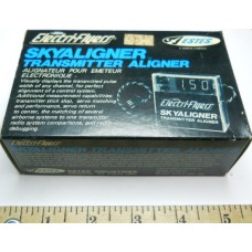 Estes No. 4089 Electri-Fliers Skyaligner Transmitter Aligner Displays Pulse Width